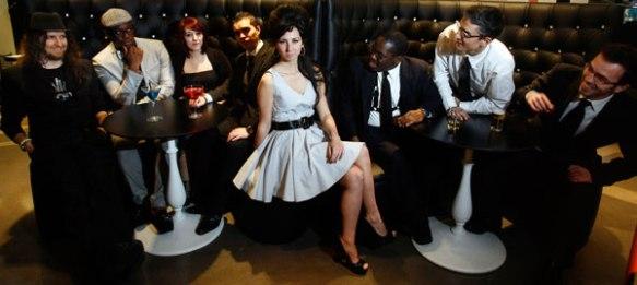 Los integrantes de 'The Soul Factory'. Imagen de Pablo Lorenzana