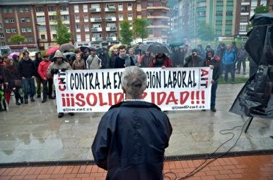 Manifestacion 1 de mayo CNT. 01.05.2013. Imagen de Pablo Gómez