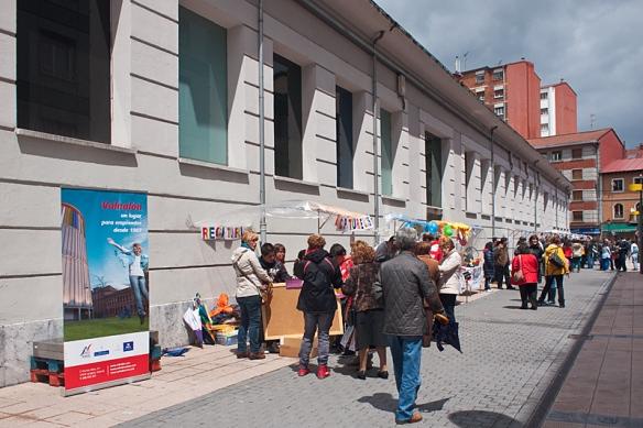 Una imagen del mercado. Foto de Javier Rodríguez Alonso