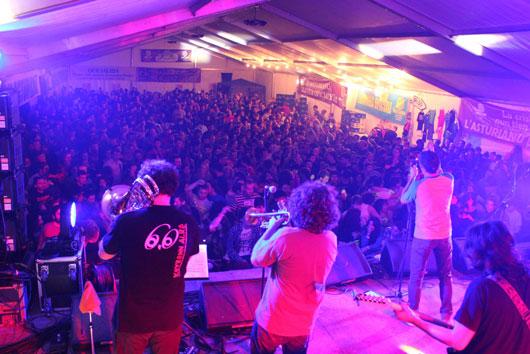 XXV Conciertu pola Oficialidá, Xixón. Imaxe: Pablo A. Quiroga Prendes