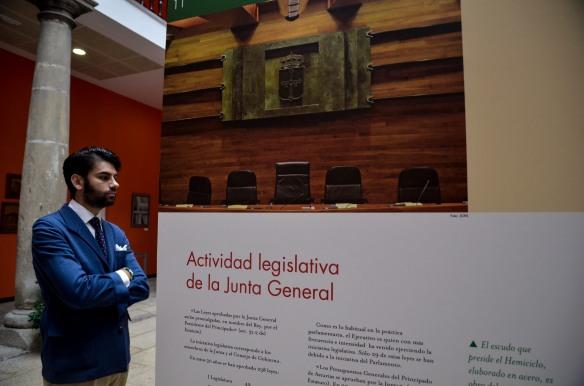 02.10.2013 exposicion sobre la junta general en el bernaldo quiros
