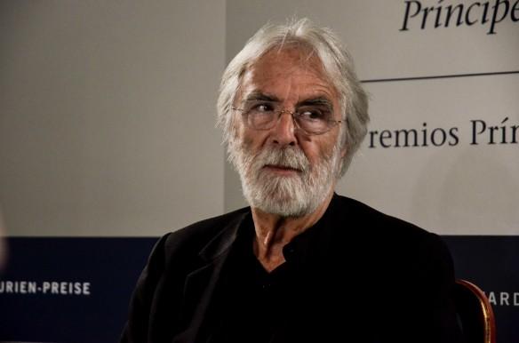Michael Haneke. Imagen de Pablo Gómez