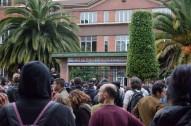 Concentracion contra del cierre de La Madreña. Imagen de Pablo Gómez